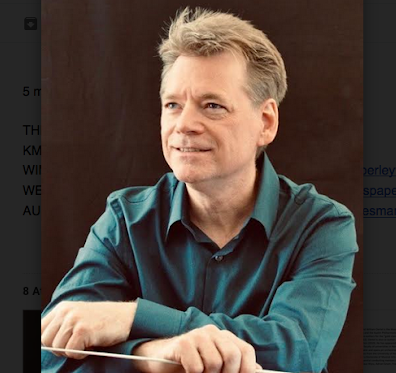 DAVID WILLIAM OERTEL is a Finalist for The American Prize in Orchestral Programming—the Vytautas Marijosius Memorial Award, 2021!